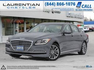 2015 Hyundai Genesis -LUXURY AT ITS FINEST!