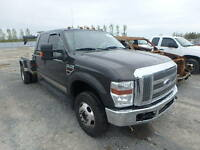 2008 Ford Other Lariat Tow Truck