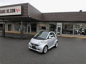 2015 Smart For Two Coupe Brabus