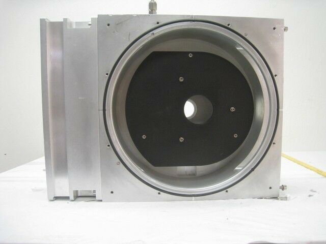 "Aluminum Vacuum Chamber Labeled Thermal Test System 18""x18""x6"""