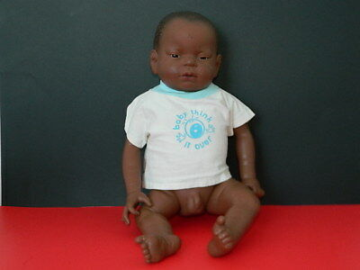 3c10e265241 REALITY WORKS REAL CARE G4 BABY AFRICAN MALE FOR PARTS BABY THINK IT OVER  for sale