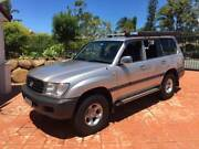 1999 Toyota Landcruiser FZJ105R GXL Wagon Robina Gold Coast South Preview