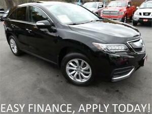 2017 Acura RDX AWD! MOONROOF! HEATED LEATHER! MEMORY SEAT!