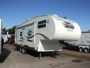 2007 Sprinter Copper Canyon- CHECK THIS OUT!