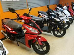 Gas SCOOTER/MOPED 49/50cc Voyageur  - $2750 !!!