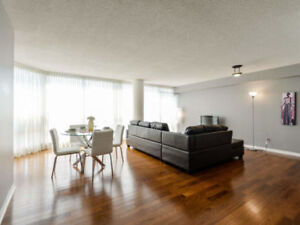 BEAUTIFUL Fully Furnished 2 Bdrm Condo in Mississauga for Rent