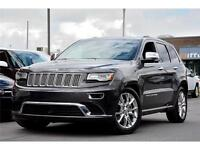 2014 Jeep Grand Cherokee Summit DIESEL NAV CAMÉRA DVD BLUETOOTH