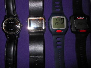 Various Watches with Leather band Gatineau Ottawa / Gatineau Area image 6