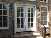 Wanted- French door