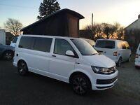 2016 Volkswagen VW Transporter T6 102 ps Bluemotion ! Only 600 Miles ! Pop top Camper Campervan