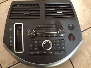 NISSAN QUEST STEREO WITH A/C & HEATER CONTROL London Ontario image 3