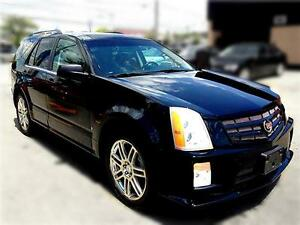 2007 Cadillac SRX4, CERTIFIED, pano sunroof, ONLY 125K, fully L.
