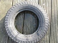 Scooter tyre 4.00 - 10