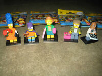Lego Minifigures Simpsons Series 2 to TRADE