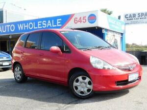 2005 HONDA JAZZ ** AUTOMATIC ** FULL SERVICE HISTORY ** LOW KMS ** EASY TO DRIVE Victoria Park Victoria Park Area Preview