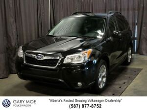 2015 Subaru Forester LIMITED, SUNROOF, NAVIGATION