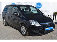 VAUHXALL ZAFIRA Can't get car finance? Bad credit, unemployed? We can help!