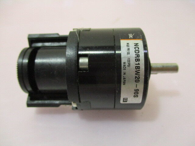 SMC NCDRB1BW20-90S Rotary Actuator, 420126
