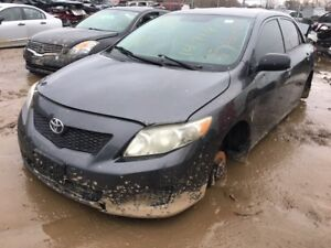 2010 Toyota Corolla just in for parts at Pic N Save!