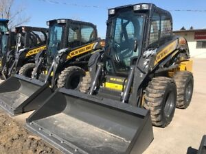 New Holland L220 - Blowout Lease Offer!