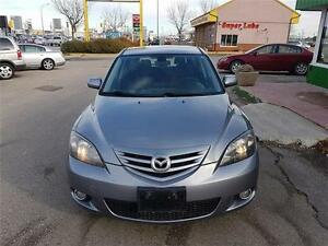 """2005 Mazda Mazda3 Sport GS """"NEW SAFETY"""" LOW KM's, GREAT DEAL!!!!"""