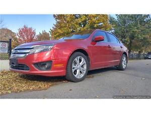 2012 FORD FUSION SE *BLUETOOTH, POWER OPTIONS*