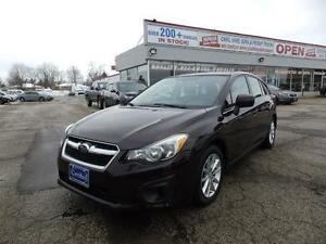 2012 Subaru Impreza 2.0i AWD BLUETOOTH NO ACCIDENTS ONTARIO CAR