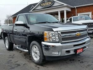 2013 Chevrolet Silverado 1500 LT, Z71, 4x4, Remote Start, Blueto