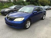 2004 Honda Civic SI, AUTO, Safety & ETEST for ON or QC INCL.