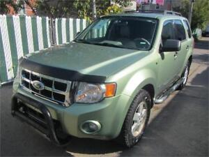 2008 FORD ESCAPE AWD /4X4/LEATHER SEAT/FINANCEMENT 49$ SEMAINE