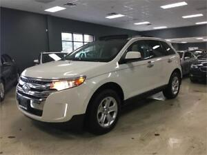 2011 Ford Edge SEL*LEATHER*PANO*ONE OWNER*SUPER CLEAN*MUST SEE*