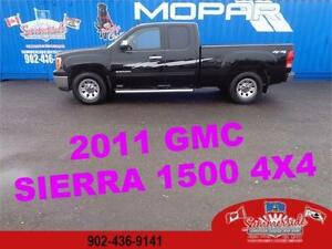 2011 GMC Sierra 1500 SL Nevada Edition