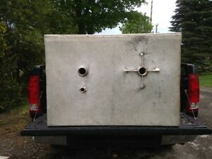 Aluminum Fuel Transfer Tank