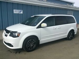 2016 Dodge Grand Caravan R/T LOADED DVD