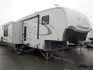 2011 Open Range 316RLS Fifth Wheel