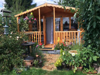 Summer House/ Insulated Craft Studio