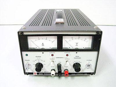 Kikusui Pdm 35-3 Dual Tracking Dc Power S 35v 3a