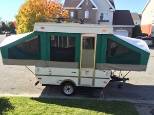 RENT ME- 2003 Clipper tent-trailer (Sleep 6)