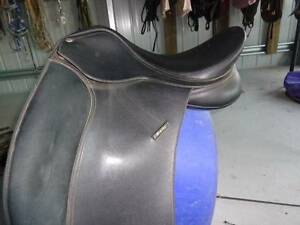Wintec wide dressage saddle Jimboomba Logan Area Preview