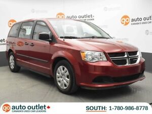 2016 Dodge Grand Caravan Canada Value Package, Dual Climate Chan