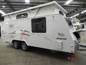 2011 Jayco Discovery Pop Top Caravan - Price Reduced Woodcroft Morphett Vale Area Preview
