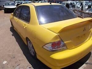 Mitsubishi Lancer Wrecking! Mount Louisa Townsville City Preview