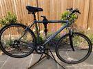 Gents Hybrid bike - Python Quantum 8100