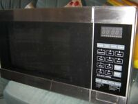 Microwave oven (Morphy Richards)