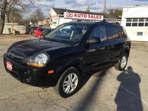 2009 Hyundai Tucson GL/Automatic/4 Cylinder Gas Saver/Certified