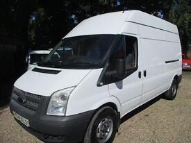 Ford Transit 2.2TDCi, EU 5 LWB 2013 REG, 70k,HIGH ROOF,EXCELLENT CONDITION