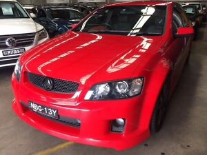 2007 Holden Commodore VE SS-V Manual Sedan Sandgate Newcastle Area Preview
