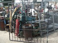 Rope Bar Fence Railing 1620mm x 1620mm