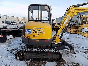 Wacker 38Z3 3.5 Ton Excavator
