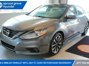 2016 Nissan Altima SV WITH BACK UP CAMERA & SUNROOF